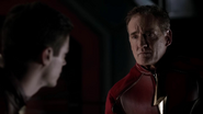 Barry and Jay talk about Savitar (2)