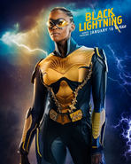 Black Lightning - Thunder