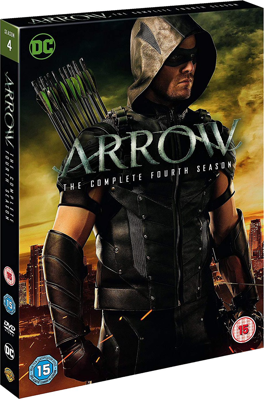 Arrow - The Complete Fourth Season region 2 cover.png