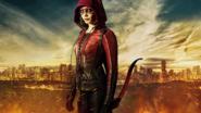 Arrow season 4 promo - Speedy