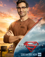 Clark Kent Superman & Lois Promotional Image