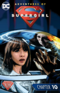 Adventures of Supergirl chapter 10 full cover