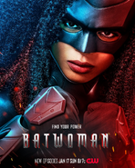 Batwoman season 2 poster - Find Your Power