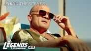 DC's Legends of Tomorrow Inside Aruba-Con The CW