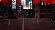 Nowa Rzesza atakuje Freedom Fighters w Tulsie, niwecząc ich plany (1)