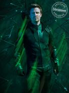 Arrow season 8 - Entertainment Weekly Oliver Queen promo 1