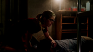 Curtis Holt and Felicity Smoak fight from Double Down (3)