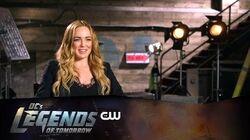 DC's Legends of Tomorrow Batman v Superman v DC's Legends of Tomorrow The CW
