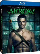Arrow - The Complete First Season Blu-ray