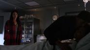 Francine West dyning in hospital (1)