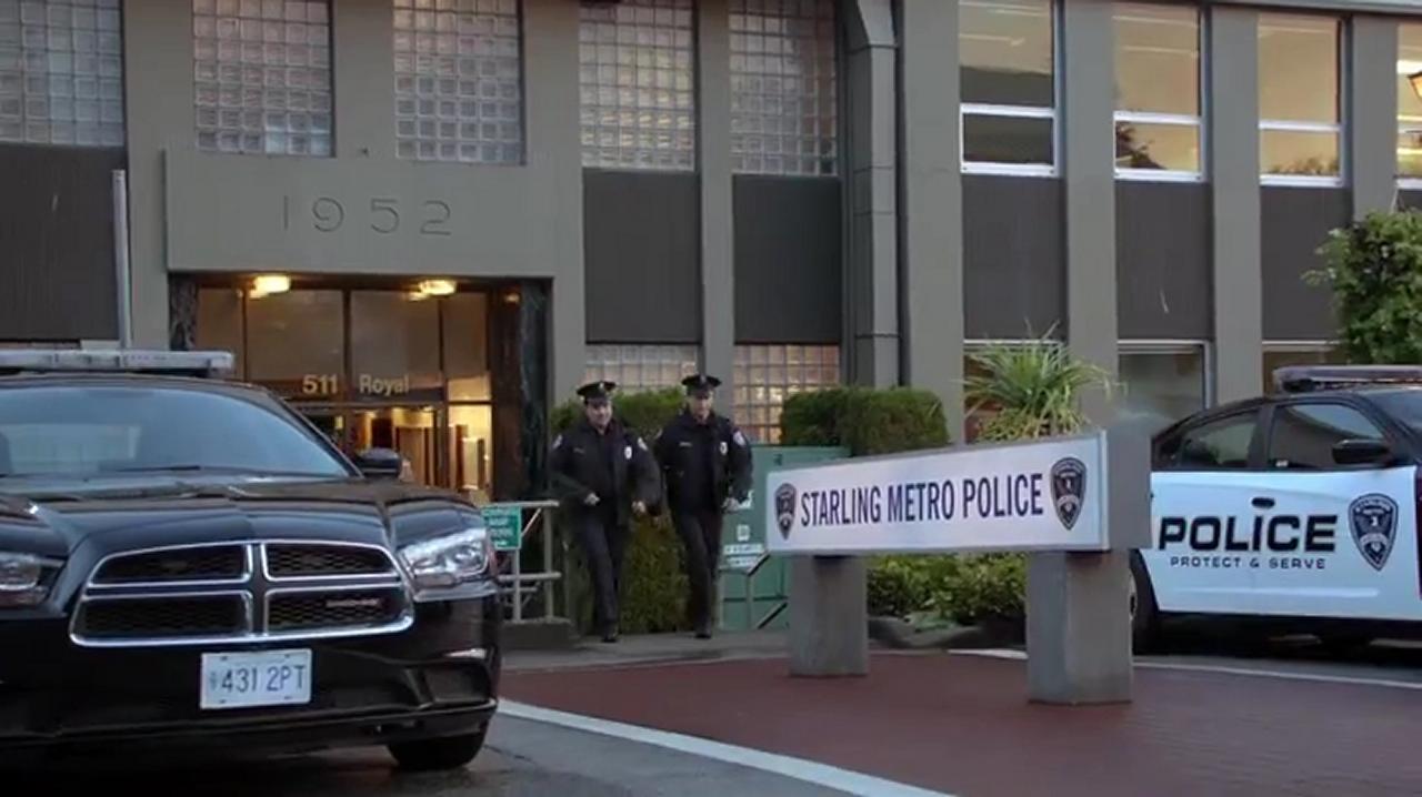 Departament Policji w Star City