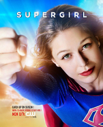 Supergirl - Catch up on Season 1 poster