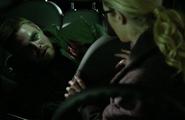 Arrow and Felicity Smoak