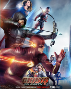 Crisis on Earth-X poster 4