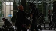 Green Arrow killed Damien Darhk