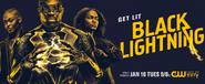 Black Lightning promo - Get Lit
