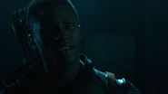 Green Arrow (Connor Hawke) heartfelt talk with Oliver Queen (7)