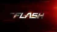 The Flash seasons 4-5 title card