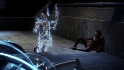 Eobard Thawne being erased from existence.png