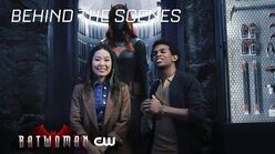 Batwoman The Batcave Tour The CW