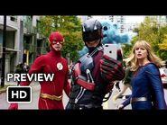 "DC's Legends of Tomorrow Season 7 ""100 Episodes in 100 Seconds"" Featurette (HD) DC FanDome 2021"