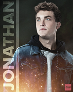 SupermanLois - Jonathan Kent Poster