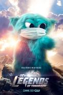 Lendas do Amanhã, 6ª temporada - Heróis de verdade usam máscaras (Beebo)