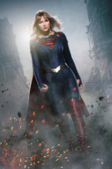 Supergirl T5 - Prévia do novo traje