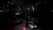 Leonard Snart talk Barry Allen on dinner (4)