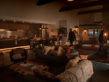 Barry and Iris's apartment