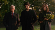 Ray Palmer over the grave Carter Hall (1)