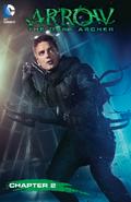 Arrow The Dark Archer chapter 2 digital cover