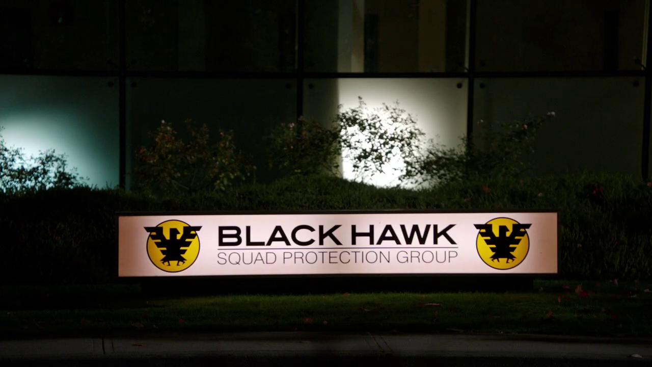Blackhawk Squad Protection Group