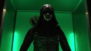 Green Arrow suit