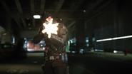 Vigilante attack mayor Queen car (1)