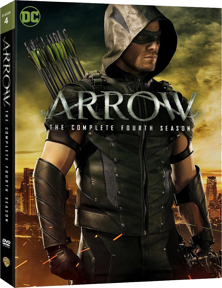 Arrow - The Complete Fourth Season region 1 cover.png