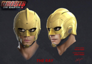 Koncept hełmu The Ray'a
