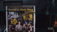 Magazine cover of The Smell