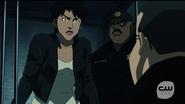 Mari McCabe Angry For Policeman