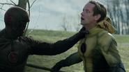 Black Flash kill Eobard Thawne