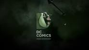 DC Comics Arrow card