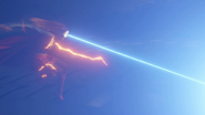 Supergirl fight with Flash because Dominators control her mind (2)