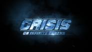 Crisis on Infinite Earths reveal logo