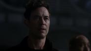 Harrison Wells (Earth-2) killed the Flash