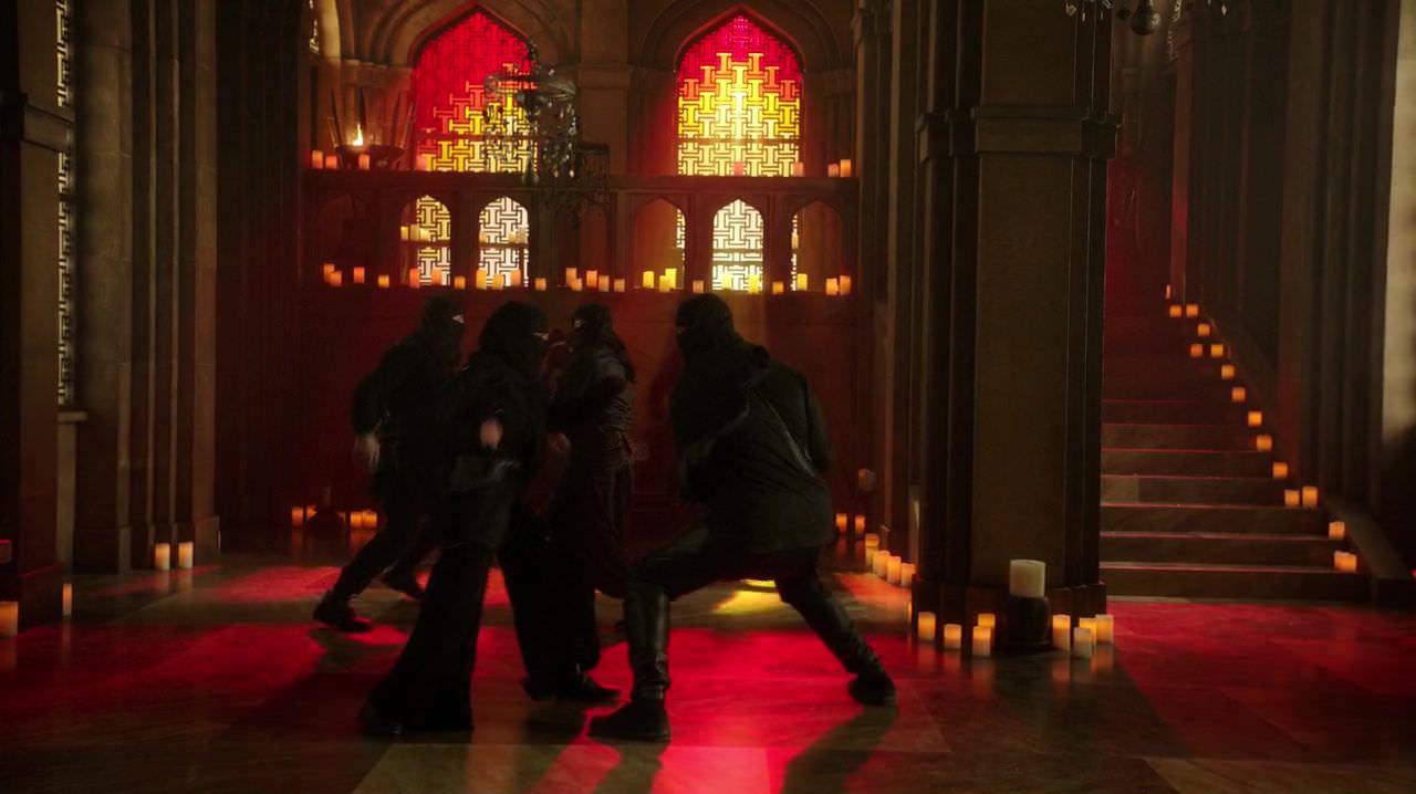 Talia al Ghul's cult