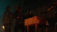 Green Arrow (Connor Hawke) fight Deathstroke (Grant Wilson) (1)