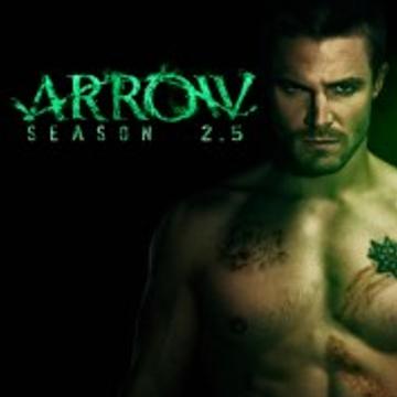 Arrow: Sezon 2.5