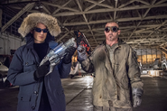 Captain Cold and Heat Wave promo 2