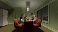 Ray podczas posiłku z rodzicami opowiada o utracie pracy (6)