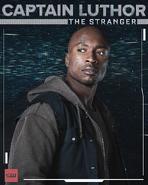 S&L - The Stranger poster